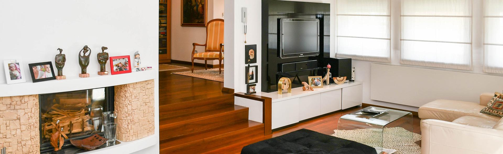 Savski gaj, luksuzna kuća